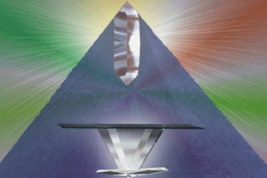 пирамида света