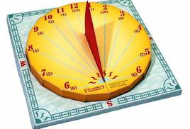 Солнечные часы – Sundial